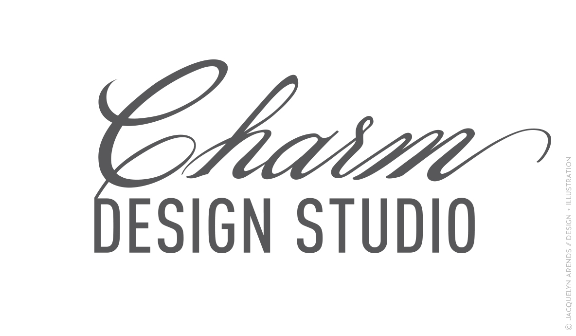 Charm Design Studio logo