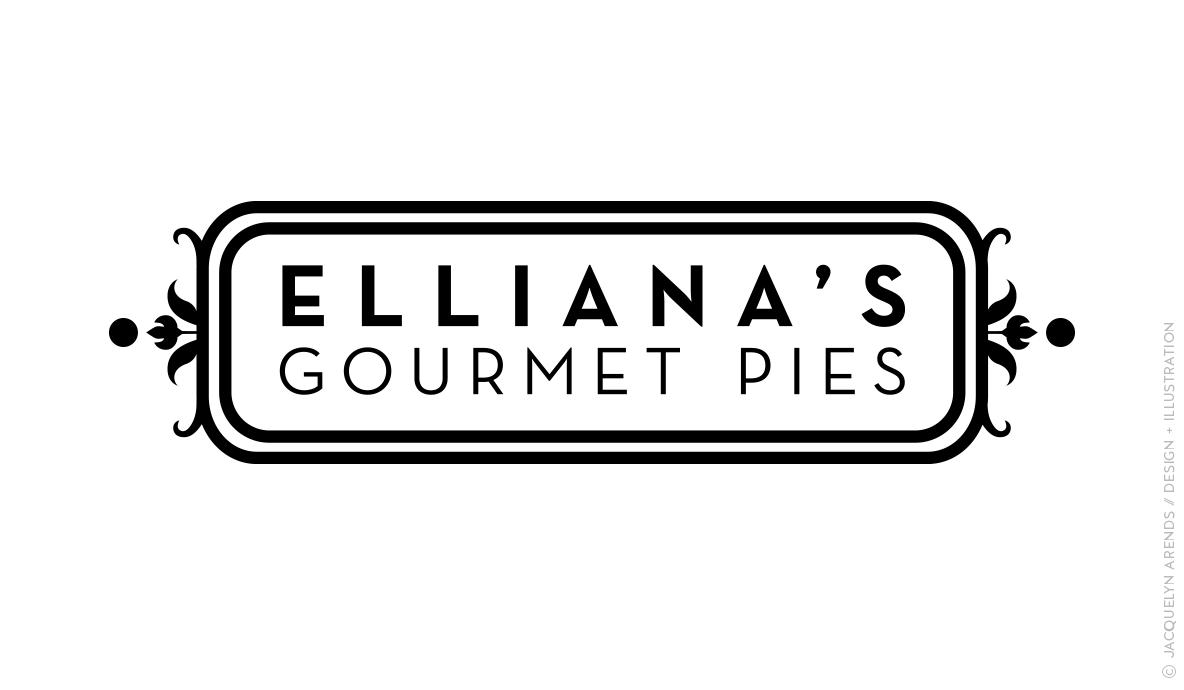 Elliana's Gourmet Pies logo