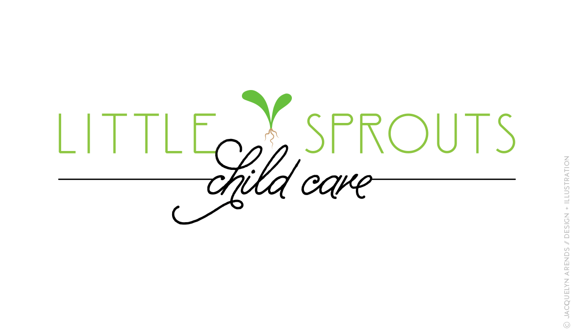 Little Sprouts Child Care logo