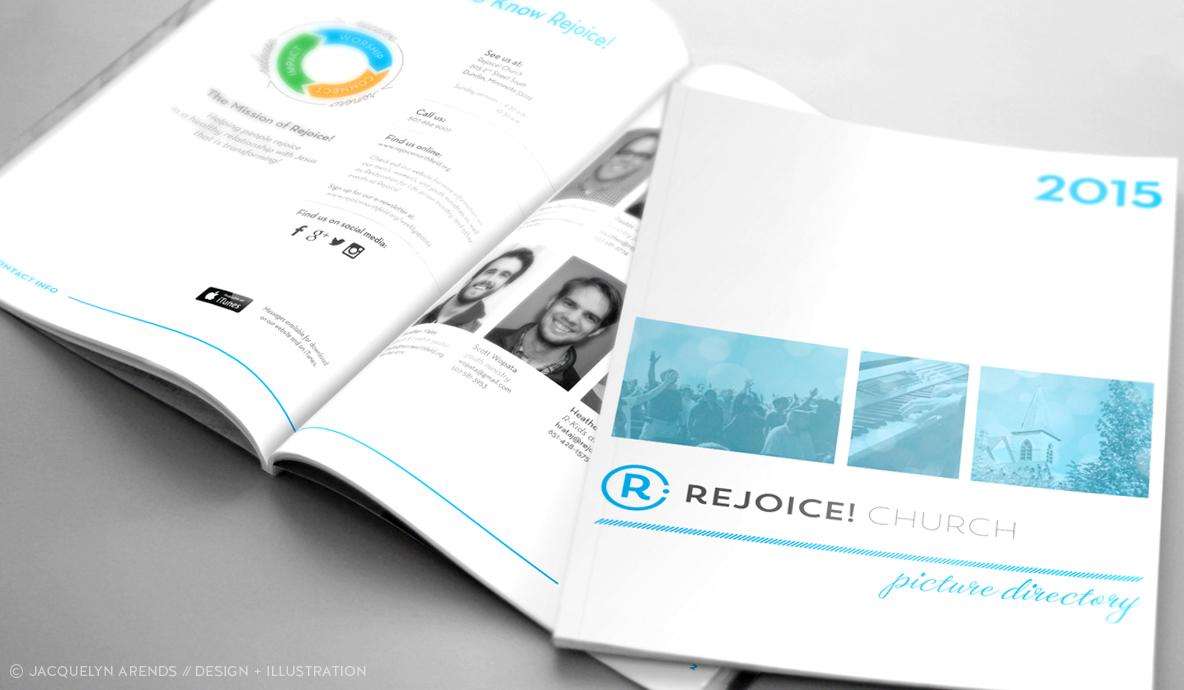 Rejoice! Church directory