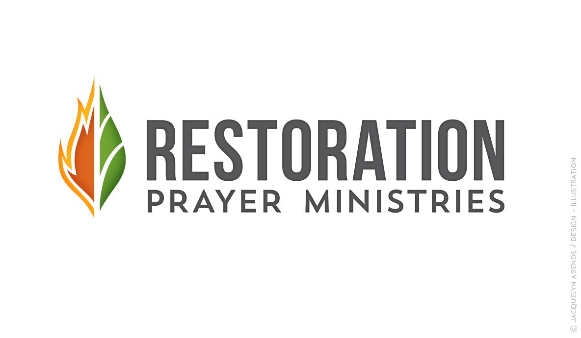 Restoration Prayer Ministries logo