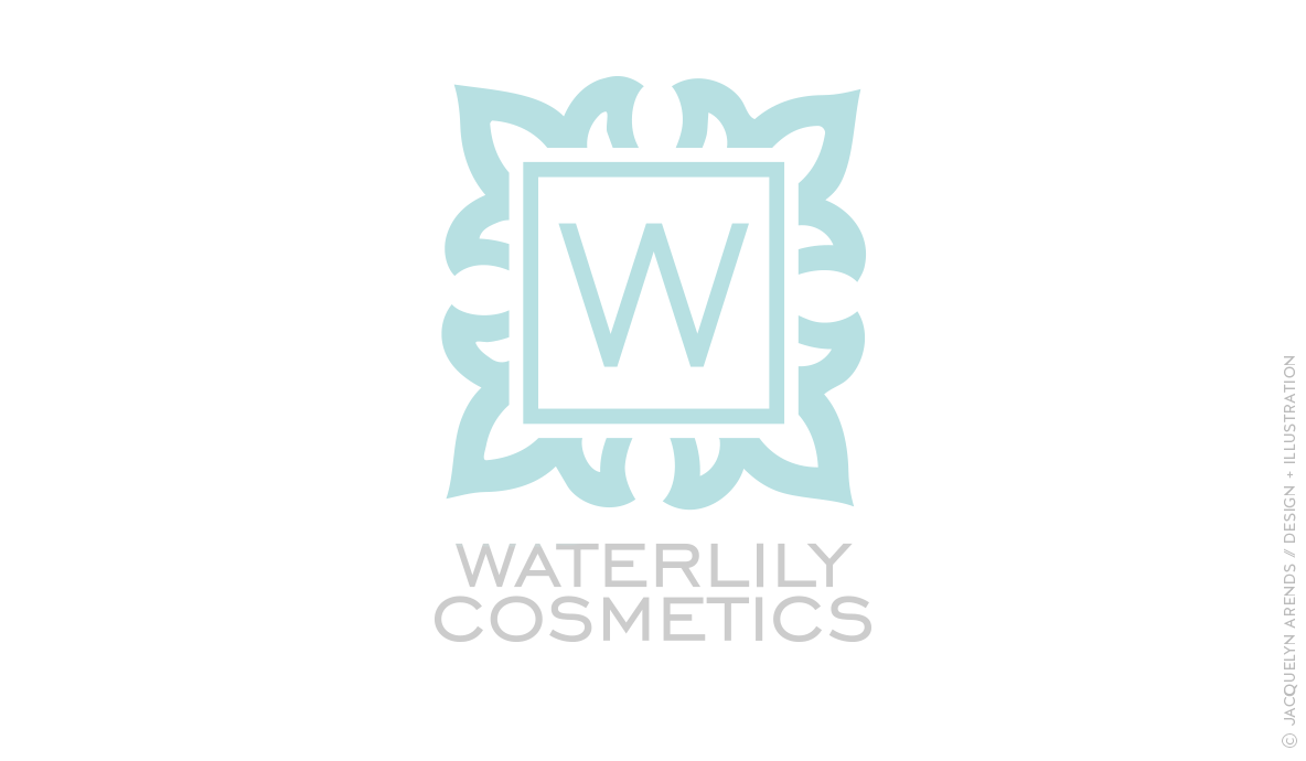 Waterlily Cosmetics logo