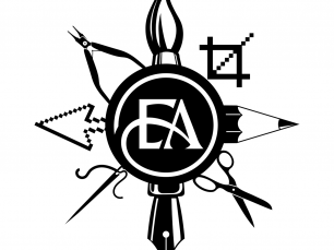Eclectic Affinity logo; © Jacquelyn Arends