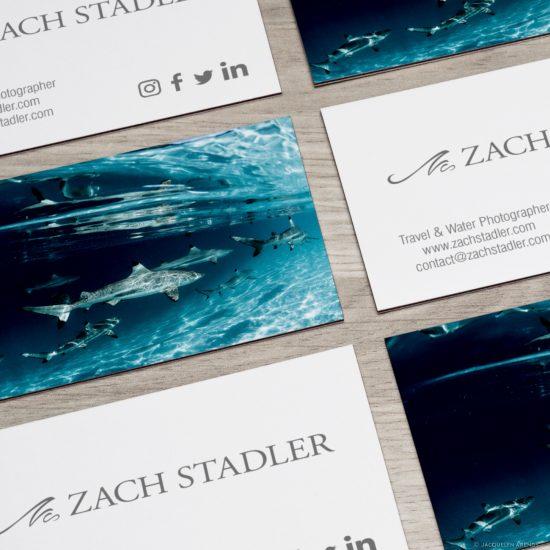Zach Stadler logo; © Jacquelyn Arends